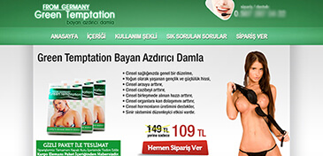 Green Temptation