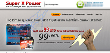 Super X Power