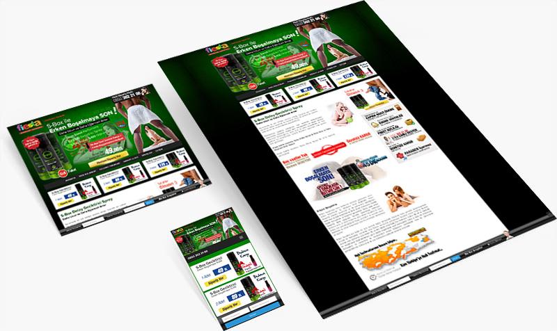 yaprak sayfa tasarım